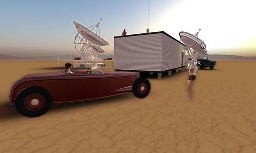 AM Radio 32 Roadster (KelvinBlue Oh edition)