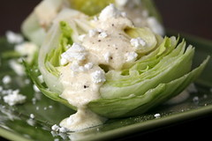 Baby wedge salad 1