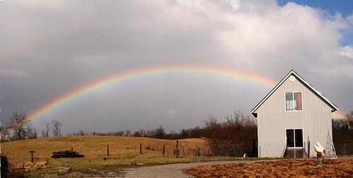 rainbow at artCroft