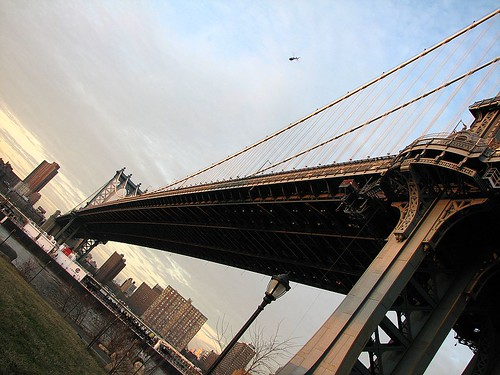 Otra vez, Manhattan Bridge (by morrissey)