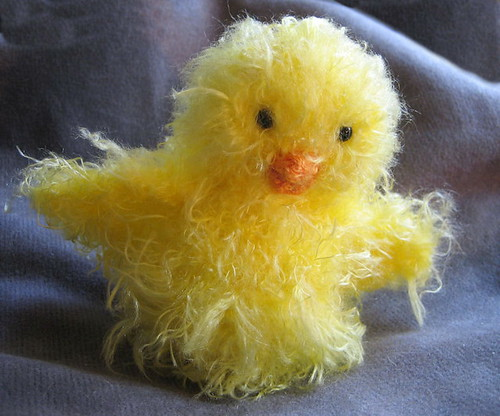 We've fallen in love with a Peep!