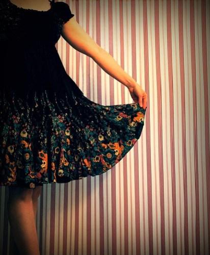 Day 12: Little black dress