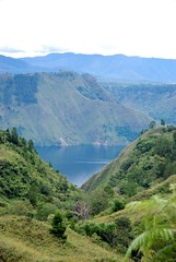 Toba View by Ben Peters