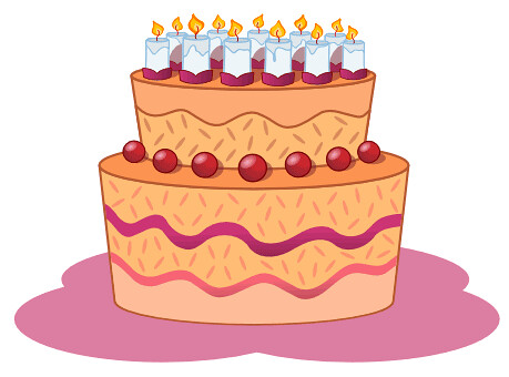 Marvelous Virtual Birthday Cakes And Thank You Notes Kdon By Kim Cathers Personalised Birthday Cards Veneteletsinfo