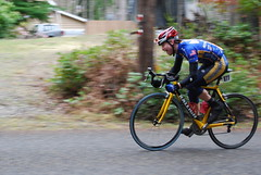 Jr at Mason Lake #2, solo break by recycledcyclesracing