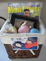 Jim's Easter Basket