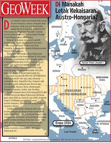 Geoweek - Kekaisaran Austro-Hungaria