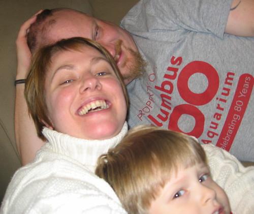 Family self-portrait 1