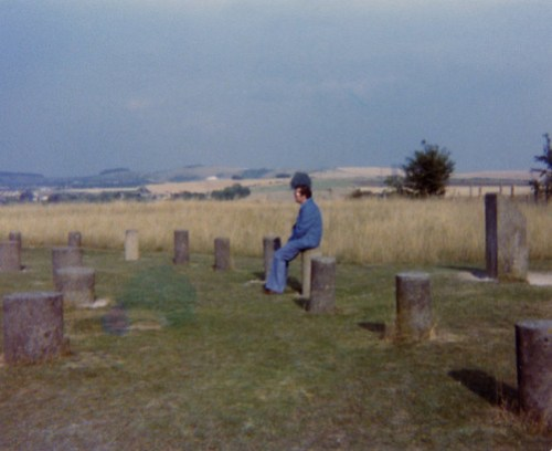Jack at Woodhenge