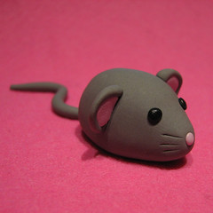 fimo mouse