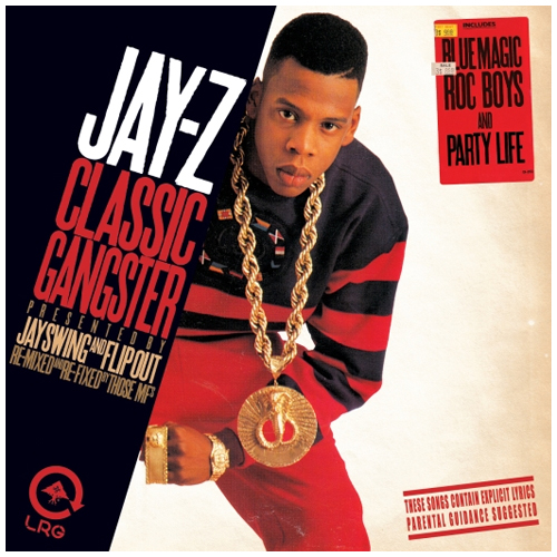 Classic Jay-Z Gangster