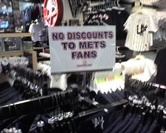 No mets discount