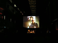Nan Goldin slideshow accompanied by Patrick Wolf composition, Tate Modern, May 24, 2008