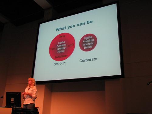 Web 2.0 Expo, Kathy Sierra 15
