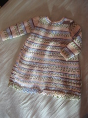 Eleanor's dress