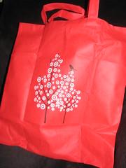 Target reusable bag