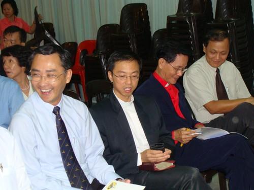 Rev Dr Lau Hui Ming