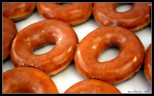 Love Those Glazed Donuts