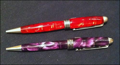 american wood pens