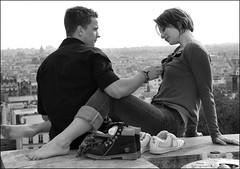 Romance Over Paris