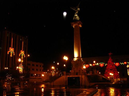 La plaza del ángel