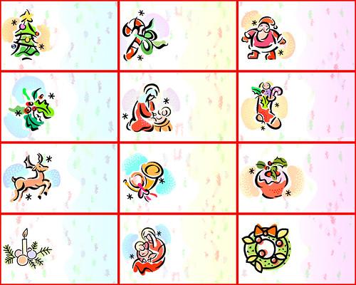 Tarjetas Navidad 2007