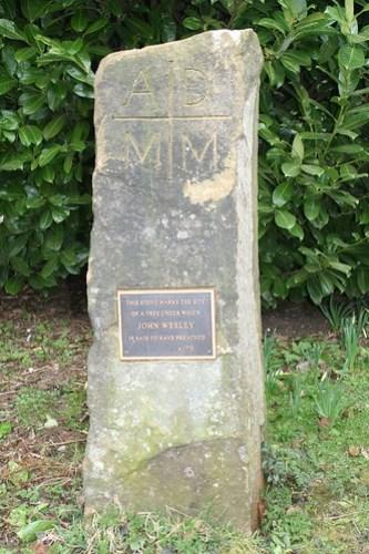 John Wesley Monument, Kildale