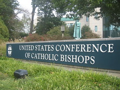 Headquarters of the other Catholics :-)
