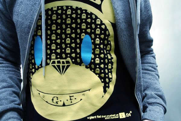 T-Shirt by Liam Alvy