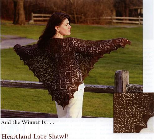 Heartland Shawl