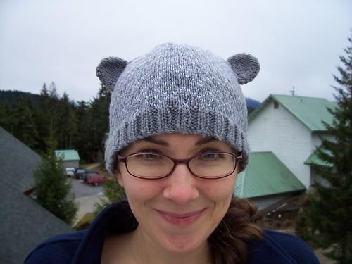 Snow Bear Fair Isle Hat – Free Pattern | The Running Yarn