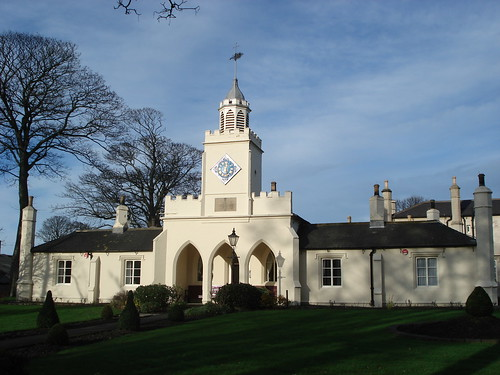 Hospital of God Almshouse Greatham