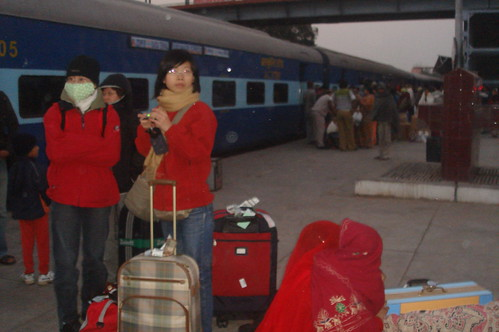 18 Hrs Jodhpur到了1-5約4-3度C