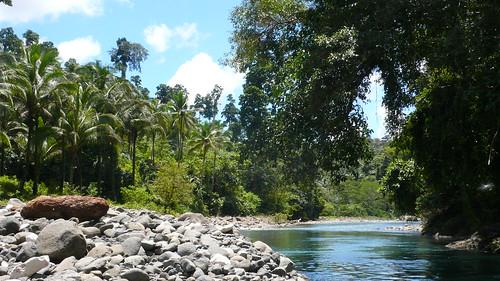 Lanzuna river