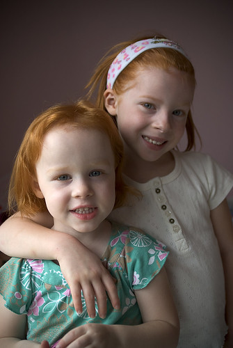 The Ginger Sisters