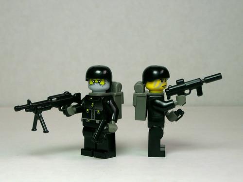 SOCOM with BrickArms on Flickr