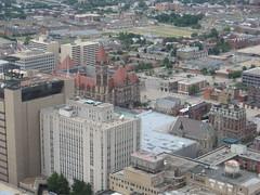 Cincinnati City Hall and Cincinnati Bell