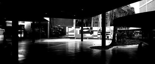 La Plaza Cubierta en la UCV