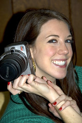 Kaite with Camera