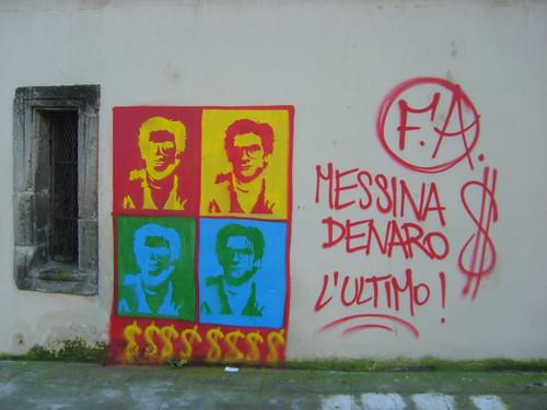 Murales Messina Denaro