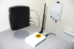 wi-fi fon hotspot base station