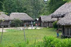 Primary school at Sarayaku