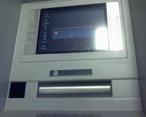 Cajero Bancario con Windows