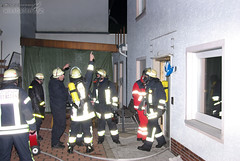 Zimmerbrand Auringen 17.02.08