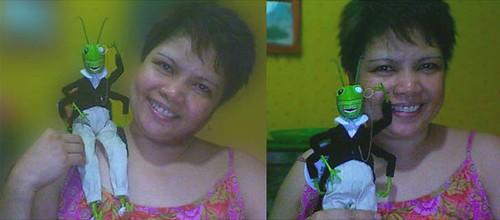 Mr. Grasshopper & Me.