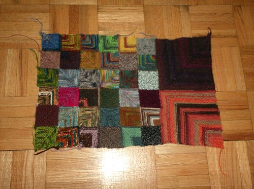 Patchwork Blanket - 6