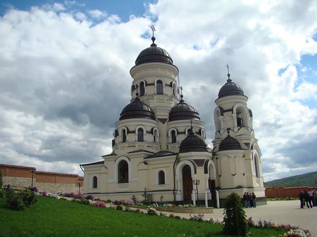 Chaprianu monastery. Moldova