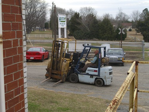 The Tale of 2 Fork Lifts