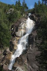 Shannon Falls, 12 Apr 2008