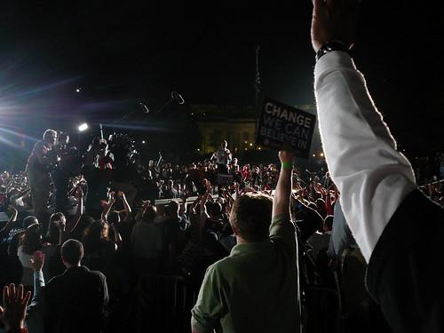 Obama in Indiana